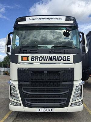 Plant & Heavy Haulage Services Durham | Brownridge Transport