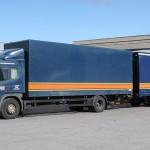 Rigid Box Vans