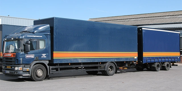 Rigid Box Vans