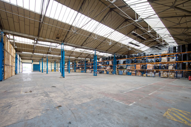 Warehousing in Leeds